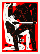 Load image into Gallery viewer, CLEON PETERSON 'Blood & Soil III' Screen Print
