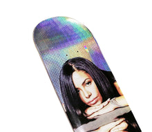 Load image into Gallery viewer, COLOR BARS 'Aaliyah Hologram Reflect' Skateboard Deck