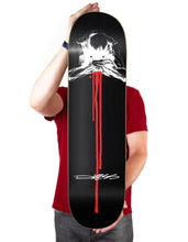 Load image into Gallery viewer, DEREK HESS 'Hemorage' Skateboard Deck - Signari Gallery
