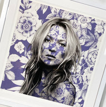 Load image into Gallery viewer, DIRTY HANS 'Beauty on Beauty (Kate)' Giclée Print Framed