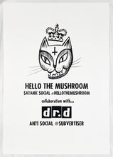 Load image into Gallery viewer, DR. D x HELLO the MUSHROOM 'Instant Sunshine' Lithograph
