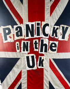 DR. D 'Panicky in the UK' Lithograph