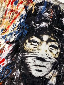 EDDIE COLLA 'The Longest Winter' Archival Pigment Print