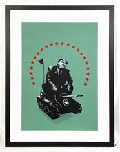 Load image into Gallery viewer, FAKE 'Big Boy' (Trump) Screen Print Framed