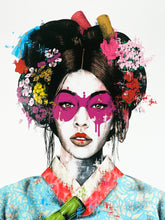 Load image into Gallery viewer, FIN DAC 'Sonyeo' 24-Color Screen Print