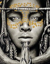 Load image into Gallery viewer, FIN DAC x KEVIN LEDO 'Sun Goddess I' Screen Print