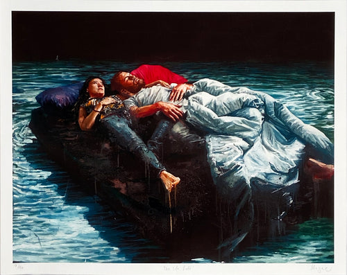 FINTAN MAGEE 'The Life Raft' Giclee Print - Signari Gallery