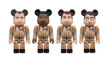 Load image into Gallery viewer, GHOSTBUSTERS x Be@rbrick 'Raymond + Egon' Art Figure Set