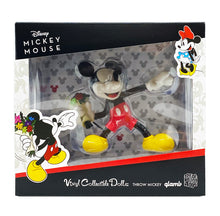 Load image into Gallery viewer, GLAMB x MEDICOM 'Throw Mickey VCD' (color) Vinyl Figure