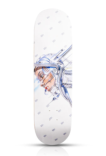 HAJIME SORAYAMA x 88Rising 'Head in the Clouds' Skateboard Deck