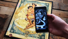 Load image into Gallery viewer, HANDIEDAN 'Aevitas' Giclee Print (Augmented Reality) - Signari Gallery