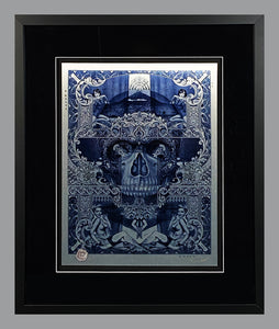 HANDIEDAN 'Atrium' Archival Print on Aluminum (Framed)
