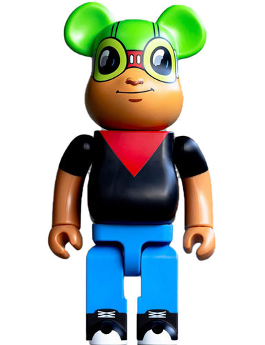 HEBRU BRANTLEY x Be@rbrick 'Flyboy' (400%) Art Figure