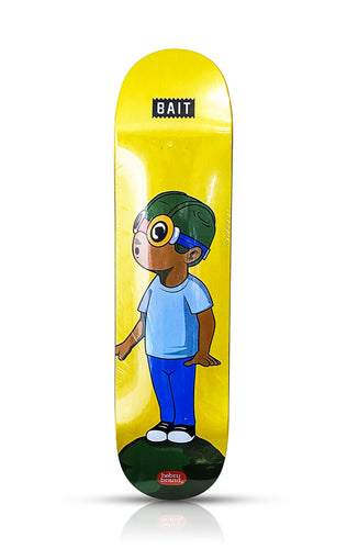 HEBRU BRANTLEY x Bait 'Fly Boy' Skateboard Deck