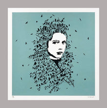 Load image into Gallery viewer, ICY & SOT 'Let Her Be Free' Signed Print
