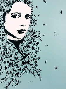 ICY & SOT 'Let Her Be Free' Signed Print - Signari Gallery