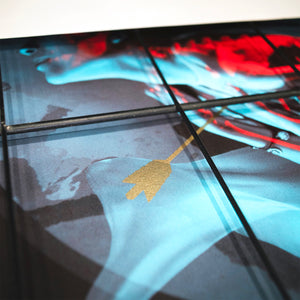 INSANE51 'Psyche' 3D Screen Print