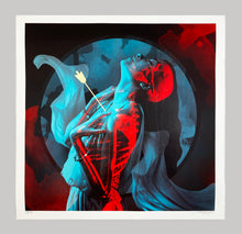 Load image into Gallery viewer, INSANE51 'Psyche' 3D Screen Print