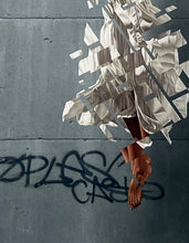 Load image into Gallery viewer, JAMES BULLOUGH 'Exhale' Archival Pigment Print - Signari Gallery