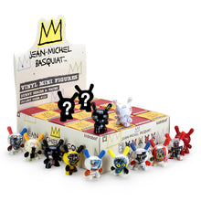 Load image into Gallery viewer, JEAN-MICHEL BASQUIAT x KidRobot 'Dunny' Blind-Box Figure