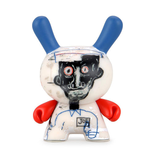 JEAN-MICHEL BASQUIAT x KidRobot 'Eyes and Eggs' Blind-Box Dunny Figure