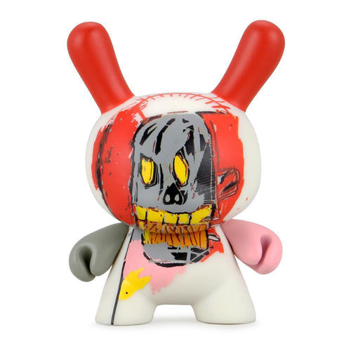 JEAN-MICHEL BASQUIAT x KidRobot 'Mad Robot' Blind-Box Dunny Figure