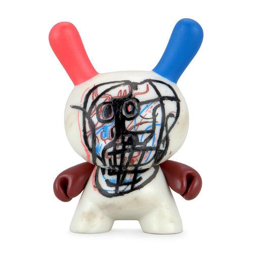 JEAN-MICHEL BASQUIAT x KidRobot 'Untitled Skull' Blind-Box Dunny Figure