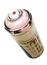 Load image into Gallery viewer, JOE IURATO. x LOGAN HICKS 'Can Cone' (lt. pink) Spray Can