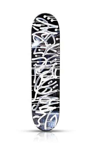 JONONE 'Underdogs Skateboard Installation' Skateboard Deck