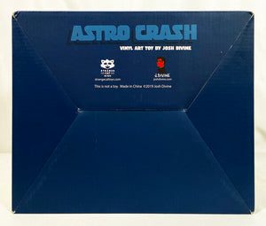 JOSH DEVINE 'Astro Crash' Vinyl Art Figure