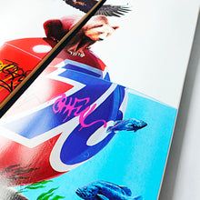 Load image into Gallery viewer, JOSH KEYES 'Lifted' Diptych Skateboard Deck Set