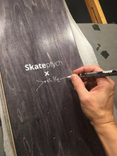Load image into Gallery viewer, JOSH KEYES 'Tin Can' Skateboard Deck