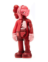 Load image into Gallery viewer, KAWS 'Companion: Dissected' (blush) Vinyl Art Figure