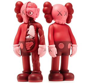KAWS 'Companion: Dissected' (blush) Vinyl Art Figure