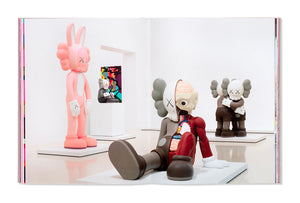 KAWS x NGV 'Companionship in the Age of Loneliness' Hardcover Book
