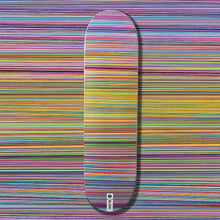 Load image into Gallery viewer, KAI + SUNNY 'Horizon' Skateboard Deck - Signari Gallery