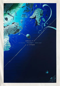 KEVIN TONG 'Gravity' Screen Print