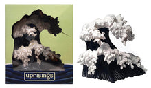 Load image into Gallery viewer, KOZYNDAN 'Uprisings' (black) Vinyl Art Sculpture - Signari Gallery