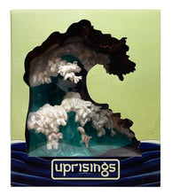 Load image into Gallery viewer, KOZYNDAN 'Uprisings' (glow) Vinyl Art Sculpture - Signari Gallery