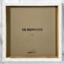 Load image into Gallery viewer, KUNSTRASEN 'Ex Remover (DP)' Original on Canvas