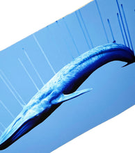 Load image into Gallery viewer, LOUISE McNAUGHT 'True Blue' Giclée Print Framed