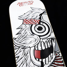 Load image into Gallery viewer, MAMAFAKA x JASON FREENY 'Dissected Mr. HellYeah!' Skateboard Deck - Signari Gallery