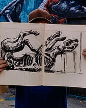 Load image into Gallery viewer, MARTHA COOPER 'Photograph of ROA' Hand-Signed Print