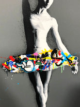 Load image into Gallery viewer, MARTIN WHATSON 'Passe' Screen Print - Signari Gallery