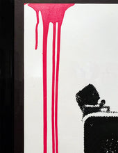 Load image into Gallery viewer, MR. BRAINWASH 'It's Your Birthday' (pink) FRAMED