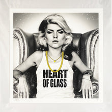 Load image into Gallery viewer, MR. SLY 'Heart of Glass' (Blondie) Giclée Print