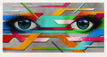 Load image into Gallery viewer, MY DOG SIGHS 'Looking Forward' Giclee Print w/Varnish Finish