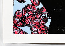 Load image into Gallery viewer, NEST 'Butterfly' Giclee Print - Signari Gallery