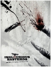 Load image into Gallery viewer, PATRICK MARTINEZ 'Inglourious Basterds' Lithograph Print