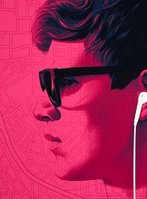 Load image into Gallery viewer, PHANTOM CITY CREATIVE 'Baby Driver' Screen Print